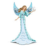 Lena Liu Serenity Prayer Angel Figurine