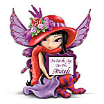 Its Not The Age, Its The Attitude! Fairy Figurine