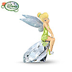 Disney Tinker Bell Diamond Pixie Figurine