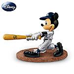 Mickey Mouse Home Run Hero Figurine