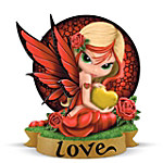 The Love Figurine From Jasmine's Fairy Virtues Collection