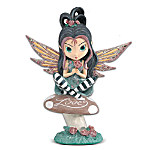 Rose, The Outdoor Fairy Sculpture: Designed By Jasmine Becket-Griffith