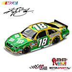 Kyle Busch No. 18 M&M'S Ms. Green 2010 NASCAR Sprint Cup Series Diecast Car Collectible