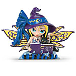 The Spellbinding Magic Witch Fairy Figurine