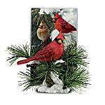 Americas Cardinals Figurine