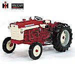 Farmall 340 With 211 2-Bottom Plow Diecast