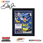 Dale Jr. #3 Wrangler Track Tribute Wall Decor: Own A Piece Of Racing History