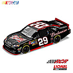 NASCAR Collectibles Kevin Harvick No. 29 Budweiser 2011 NASCAR Sprint Cup Series Diecast Car