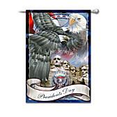 Presidents Day Flag