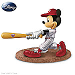 MLB Philadelphia Phillies Home Run Hero Disney Baseball Figurine
