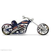 Chicago Bears Cruiser Figurine
