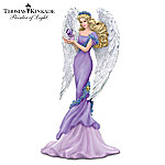 Thomas Kinkade Alzheimer's Support Angel Figurine