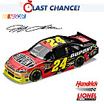 NASCAR Collectibles NASCAR Jeff Gordon No. 24 Dupont 2012 Diecast Car