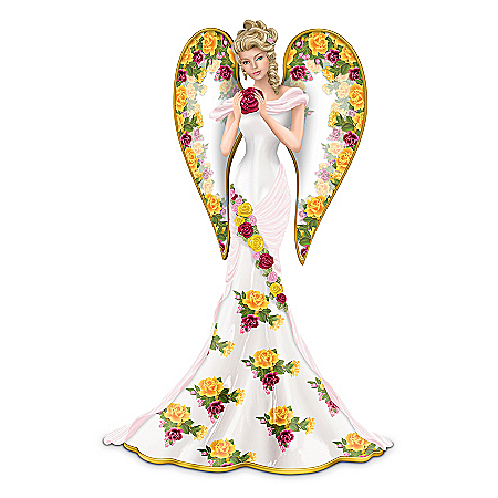 Angel Figurine: Blessing Of The Garden