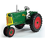 click for Full Info on this Diecast: Oliver Row Crop 88 Gas Narrow Front With Red Wheels Diecast Tractor