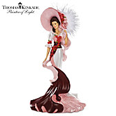 Thomas Kinkade Elegant Perfection Figurine