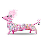 Dachshund Paws For A Cause Figurine
