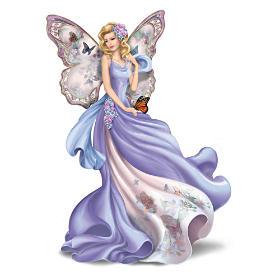 Fluttering Faith Figurine