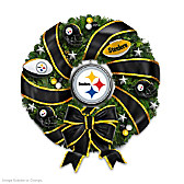 Pittsburgh Steelers Wreath