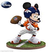 Denver Broncos Quarterback Hero Figurine