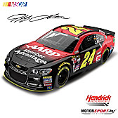 Jeff Gordon No. 24 AARP Member Advantages Diecast Car
