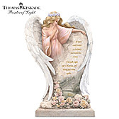 Thomas Kinkade In Loving Memory Sculpture