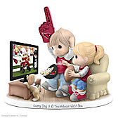 Every Day Is A Touchdown With You Arizona Cardinals Figurine