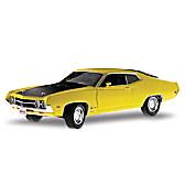 1:18 1970 Ford Torino Cobra Diecast Car