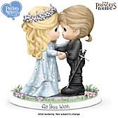 Precious Moments As You Wish Figurine