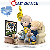Every Day Is A Touchdown With You Notre Dame Figurine