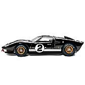 1:18-Scale 1966 Ford GT-40 MK II #2 Diecast Car