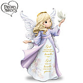 Precious Moments My Strength, My Hope Angel Figurine