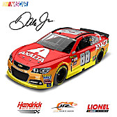 Dale Earnhardt Jr. No. 88 Axalta 2016 Diecast Car