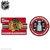 Chicago Blackhawks® Sign Wall Decor Set