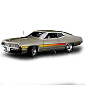 1:18-Scale 1971 Ford Torino GT Diecast Car