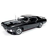 1:18-Scale 1970 Mercury Cougar Eliminator Diecast Car