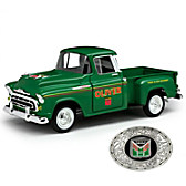 1:25-Scale Oliver 1957 Chevrolet Diecast Truck