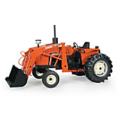 1:16-Scale Allis-Chalmers 6070 With Loader Diecast Tractor