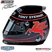 Tony Stewart #14 Mobil 1 Racing Helmet