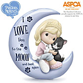 I Love You To The Moon And Back Again Figurine
