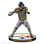 Pittsburgh Steelers Classic Uniform 1934-2016 Sculpture
