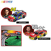 Hendrick Motorsports Electric Slot Car Set