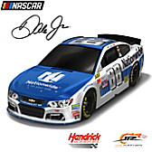 Dale Earnhardt Jr. 2017 #88 Nationwide Chevy SS Sculpture