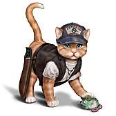 Killer Kitty Figurine