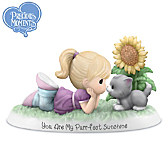 Your Are My Purr-fect Sunshine Figurine