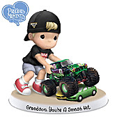Precious Moments Grandson, You're A Smash Hit Figurine