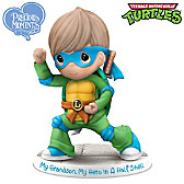 My Grandson, My Hero In A Half Shell! Figurine