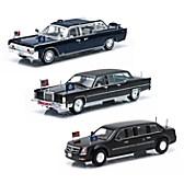 The Presidential Motorcade Diecast Car Set