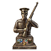 USMC Committed To The Corps Sculpture