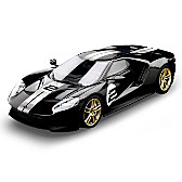 1:18-Scale 2017 Heritage Edition Ford GT Sculpture